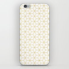 Gold + Geometric #society6 #decor #pattern iPhone & iPod Skin