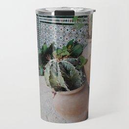 Cactii Travel Mug