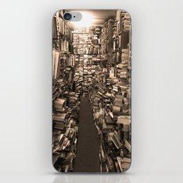 Book Store iPhone Skin