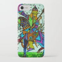hero iPhone & iPod Cases featuring Hero by Makan ~ مكان