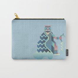 Tlaloc Carry-All Pouch