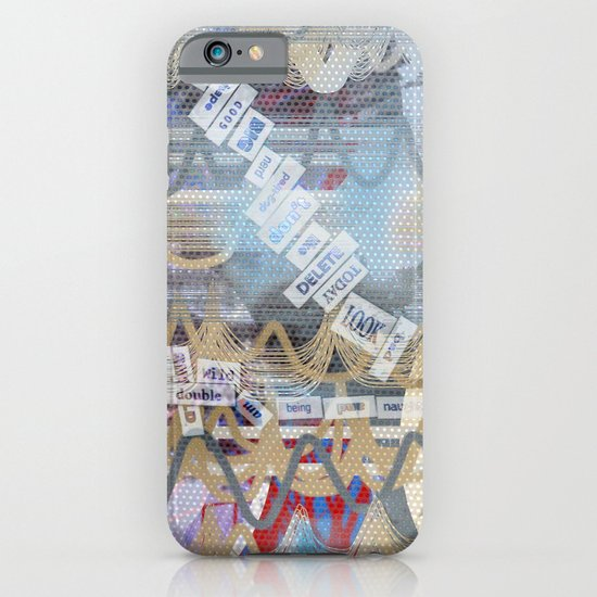 words  iPhone & iPod Case