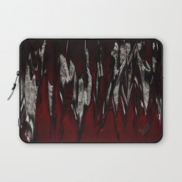 Raging Red Laptop Sleeve