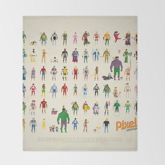 Pixel Nostalgia by boostudio