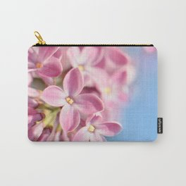Lilac pink 039 Carry-All Pouch