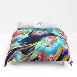 Ultimate Saiyan vegito Comforters