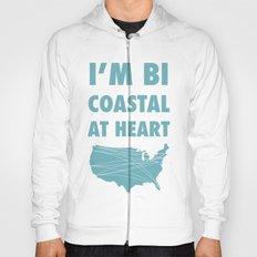 Bicoastal At Heart Hoody