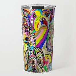 Dogs, DOGS, DOGS!! Travel Mug