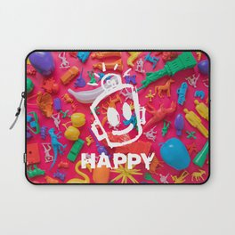 PRIDE (Plastic Menagerie Version) Laptop Sleeve