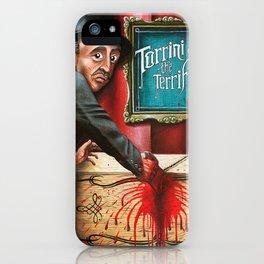 Torrini the Terrific iPhone Case