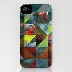 Colour Crystallization iPhone (4, 4s) Slim Case
