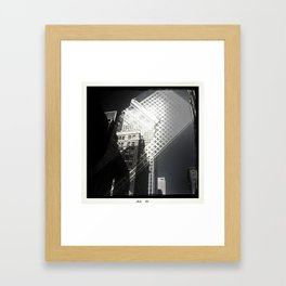 I Fell For You Framed Art Print