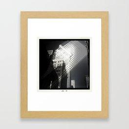 I Fell For You Framed Art Print