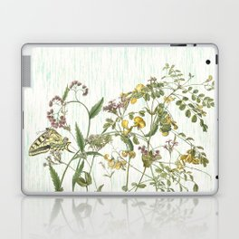 Cultivating my mind garden Laptop & iPad Skin