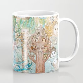 Forest Spirits Coffee Mug