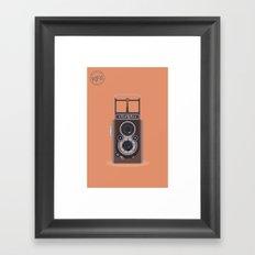 The Elioflex print Framed Art Print