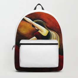The Red Dress Backpack