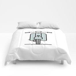 Vespa 1956 - Douglas Comforters