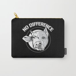 Vegan No difference Carry-All Pouch