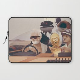Fear and Loathing on Tatooine Laptop Sleeve