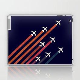 Aerial acrobat Laptop & iPad Skin