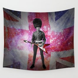 Rick was all up for army surplus for the bands 'look' but in this he just felt he looked like a dick Wall Tapestry