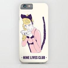 Brashy Cat iPhone 6s Slim Case