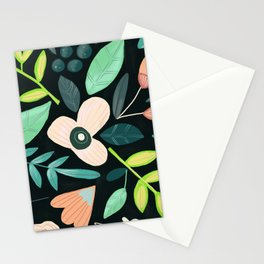 Floral Mood Stationery Cards