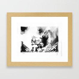 Esquilo Framed Art Print