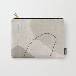Abstract Shapes V Carry-All Pouch