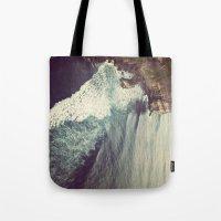 bali Tote Bags featuring Bali by yuuning