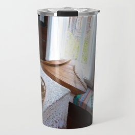 Kysle - Instrument of Mari People Travel Mug