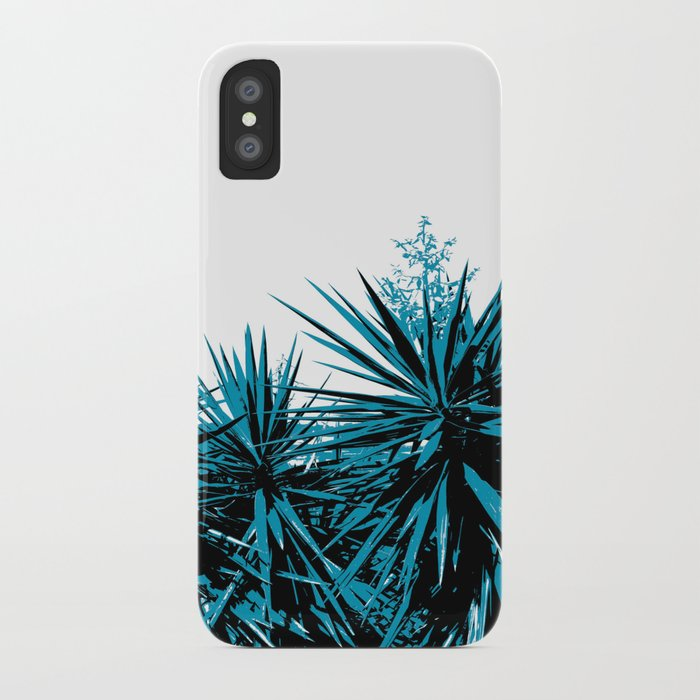Yucca Trees iPhone Case