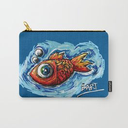 Fishy Carry-All Pouch