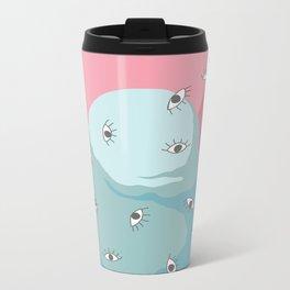Eyescream Mint Metal Travel Mug
