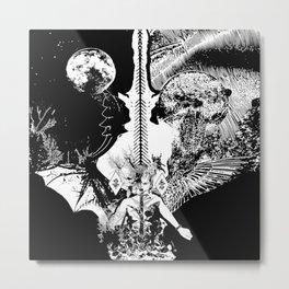 Portrait Of A Man Metal Print