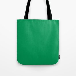 NOW FERN GREEN SOLID COLOR Tote Bag