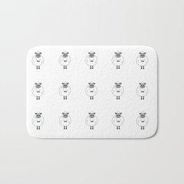 Counting Sheep Bath Mat