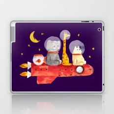 Let's All Go To Mars Laptop & iPad Skin