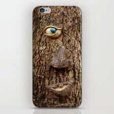 Ayeseayuh iPhone & iPod Skin