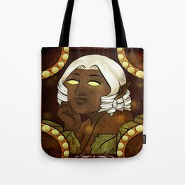 Fairy Light Poster Tote Bag