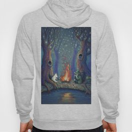 Moomin's night Hoody