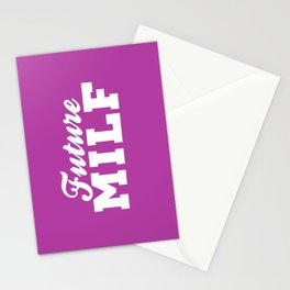 Future MILF Stationery Cards