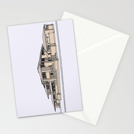 Darwin Martin House Stationery Cards