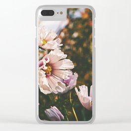 Field of Flowers 13 Clear iPhone Case