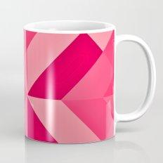 Shades of Pink abstract Mug
