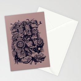 Mictecacihuatl Stationery Cards