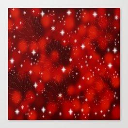You Sparkle Canvas Print