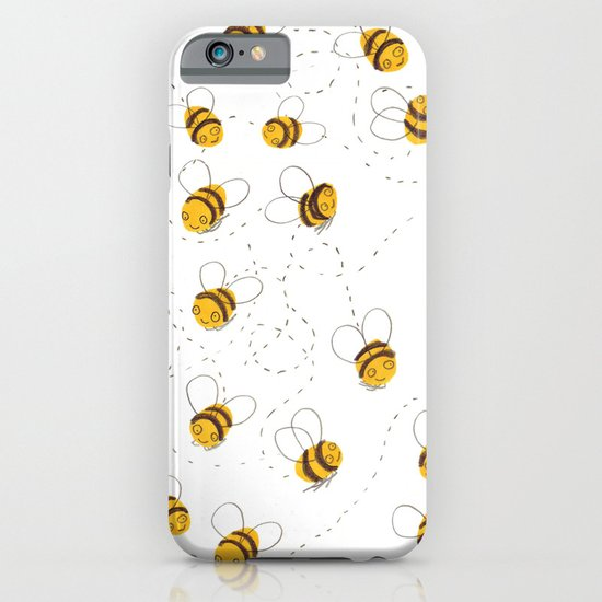 Busy buzzy bees iPhone & iPod Case