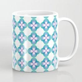 Floral Infinity Coffee Mug